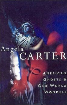 book cover: American Ghosts and Old World Wonders