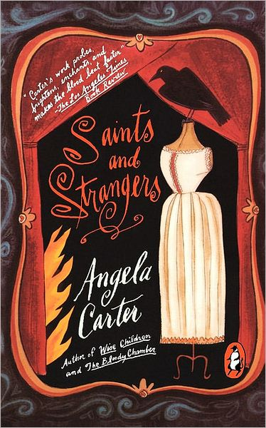 book cover: Saints and Strangers